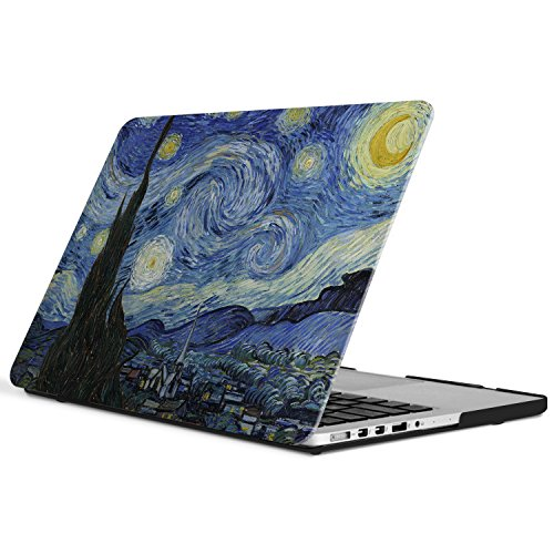 iCasso Macbook Retina Rubber Protective