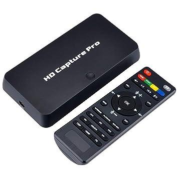 Nrpfell Tarjeta De Captura De Video HD 1080P Hdmi Soporte ...