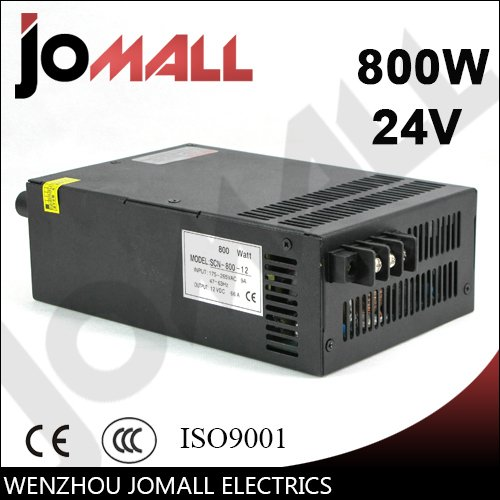 800w 24v 33a Single Output switching power supply