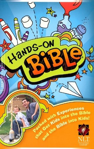 - Hands-On Bible NLT (Softcover)