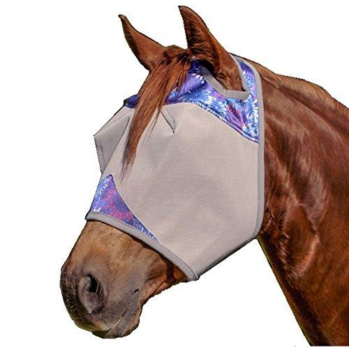 Bug Eye Fly Masks Horses - 8