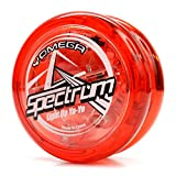 Yomega Spectrum - Light up Yo-Yo - Red