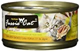 Cheap Fussie Cat Fcc019 Premium Tuna With Smoked Formula In Aspic (24/1 Pack), 2.82 Oz/One Size