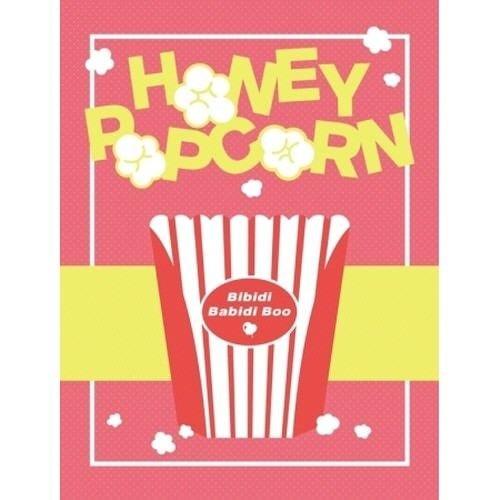Price comparison product image Honey Popcorn - [Bibidi Babidi Boo] 1st Debut Mini Album CD+Booklet K-POP J-POP Sealed