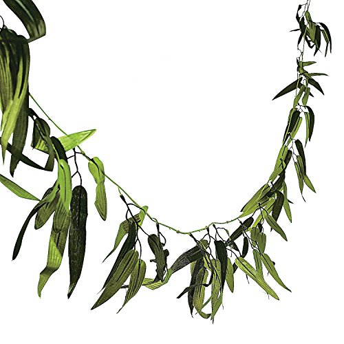 Thaisan7,BAMBOO LEAF GARLAND VINES 54FT LONG