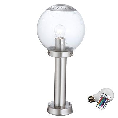 Éclairage extérieur de télécommande lampe Get dans le jeu inclus source lumineuse LED RGB
