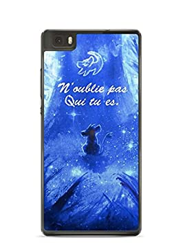coque fee clochette huawei