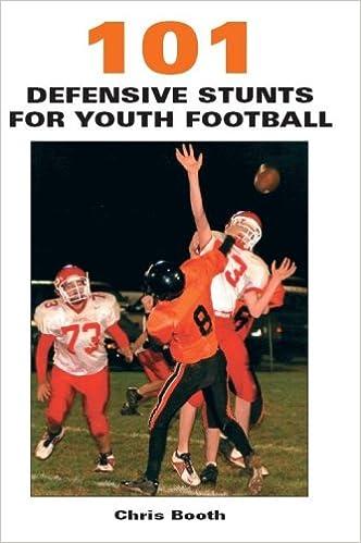 101 Defensive Stunts For Youth Football Coaches Choice Dewaterhouse 0827008071838 Amazon Com Books