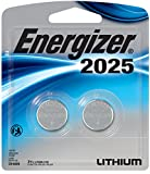 Health & Personal Care : Energizer Lithium Coin Watch/Electronic Battery 2025, 2-Count