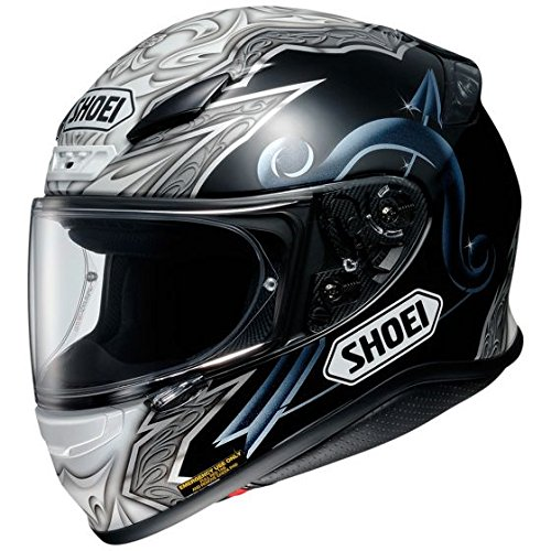 Shoei Diabolic RF-1200 Street Bike Racing Motorcycle Helmet - TC-5 / X-Large