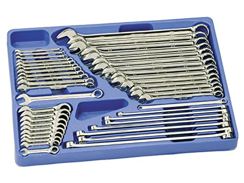 Genius Tools 44Pc Metric Complete Wrench Set MS-044M