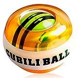 Power Wrist Ball CAMORF AUTO Start Wrist Exercises Force Ball -Shine Light Gyroscope Ball- Wrist& Forearm Exerciser - Arm Strengthener for Stronger Muscle and Bones