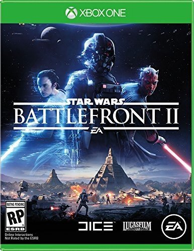 Star Wars Battlefront II - Xbox One (Best 4 Player Co Op Games Xbox 360)