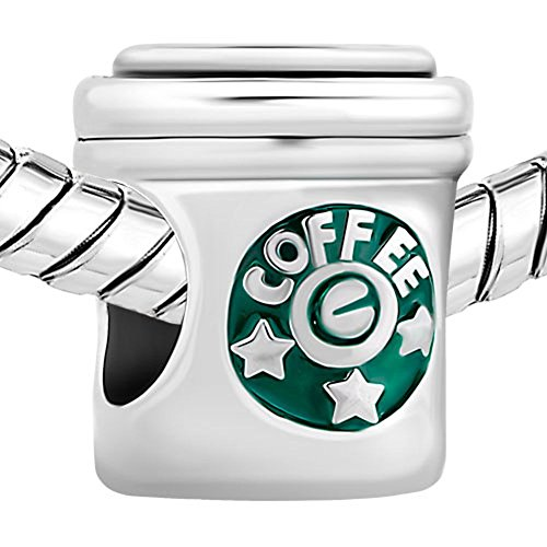 Luckyjewelry Coffee Cup Beads Fit Bracelet Buy Online In