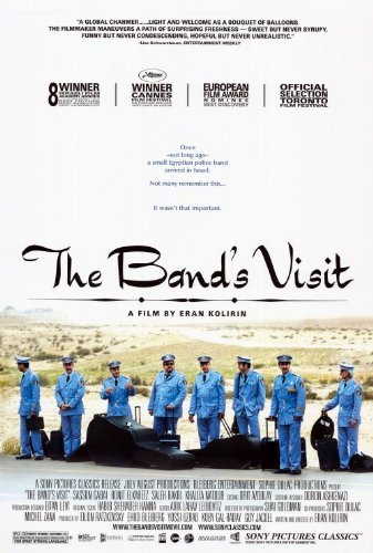 The Band's Visit POSTER Movie (27 x 40 Inches - 69cm x 102cm) (2007)