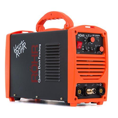 TIG ARC Welder Portable Inverter MMA MOSFET 240V / 200 amp/DC - Röhr...
