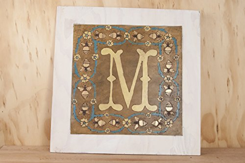 Melissa Wall Letters by Moxie and Oliver