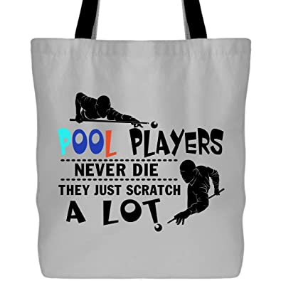 Amazon.com: Bolsas de lona para jugadores de piscina – Bolsa ...