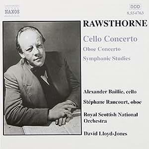 Cello Concerto/Symphonic Studi