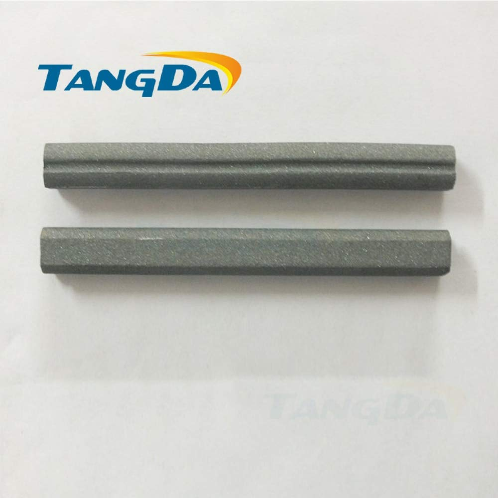 Maslin 13100mm ferrite Bead cores Rod core ODHT 13 100 mm Soft SMPS RF ferrite inductance HF Welding Magnetic bar High Frequency