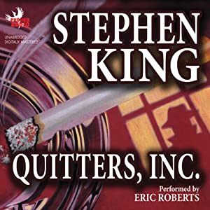 Quitters, Inc. Audiobook