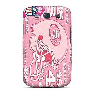 Samsung Galaxy S3 Mim6931UdEb Unique Design Nice San Francisco 49ers Image Great Hard Cell-phone Case -IanJoeyPatricia