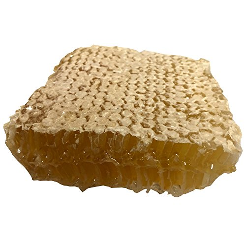 Honeycomb fresh from Florida - hand cut 11-14oz. - USA honey comb from Honey Feast. A real gourmet honey comb treat. by Honey Feast