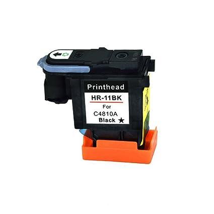 cking 1 x negro de alta calidad compatible Impresora HP11 cabezal ...