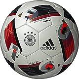 adidas(アディダス)ボー ジュ グライダー ドイツ サッカーボール 4号球 ホワイト AF4155DE ホワイト