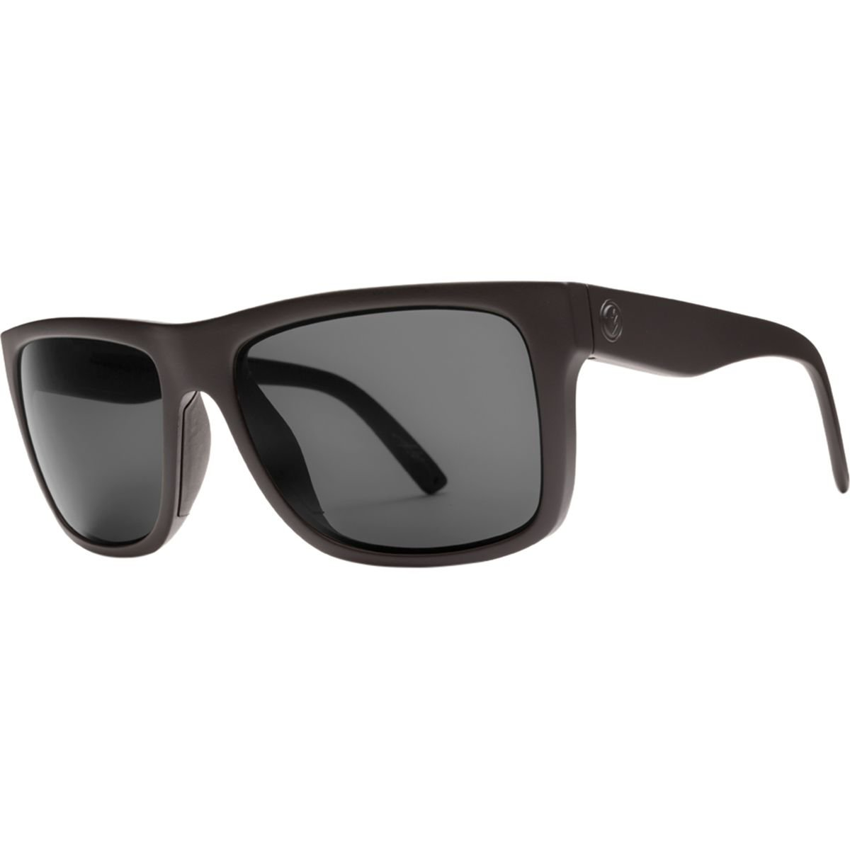 Electric Swingarm S Rectangular Sunglasses, Matte Black, 56 mm