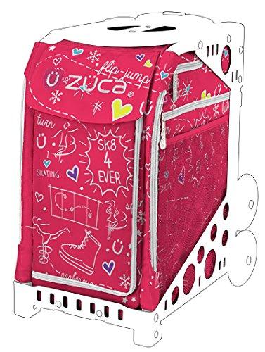 Zuca PInk Sk8 Sport Insert Bag (Frame Sold Separately) (Sk8 Bag)