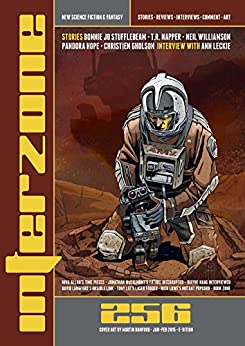 Interzone #256 Jan – Feb 2015 (Science Fiction and Fantasy Magazine) by [Cox, Andy]