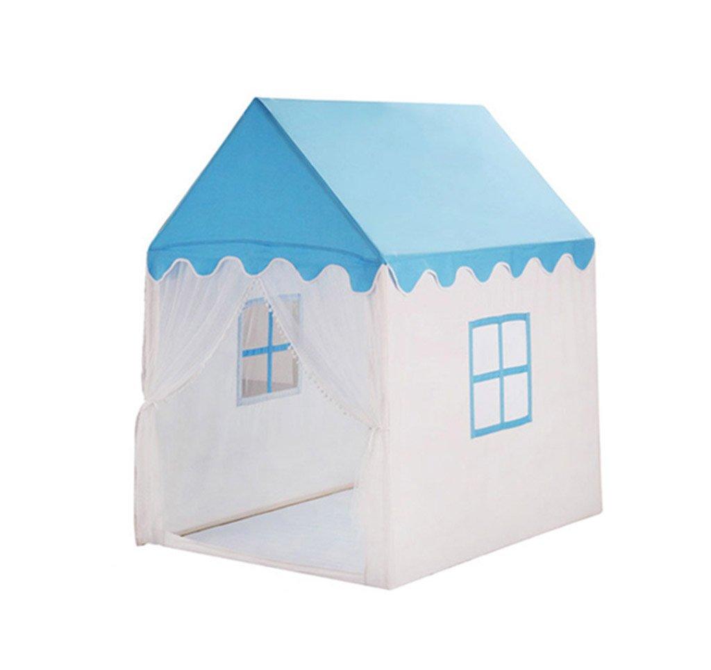 WeNxY 家庭用テント、子供テントガールベッドルームおもちゃの部屋ベビーテントインドアスモールハウスゲームハウス読書コーナー120-142CM 持ち運びが簡単 (サイズ さいず : 80*110*120CM) 80*110*120CM  B07F45MGS6
