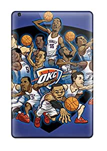 New Oklahoma City Thunder Basketball Nba Tpu Case Cover, Anti-scratch ZXyfsrt1623RLkcn Phone Case For Ipad Mini/mini 2