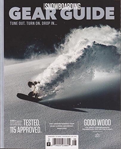 Transworld Snowboarding Gear Guide 2017 Annual