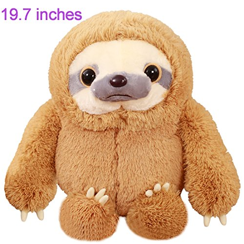 Reviewmeta Com Winsterch Giant Sloth Bear Kids Gift Plush Sloth
