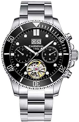 Shopping Automatic Self-Wind - Silver - Sport - Wrist Watches