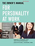 The Owner's Manual for Personality at Work (2nd ed.), Pierce Johnson Howard, Jane Mitchell Howard, 0578065533