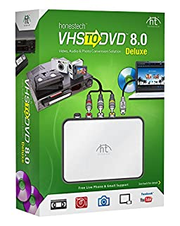VIDBOX VHS to DVD 8.0 Deluxe (B00ND0E7BW) | Amazon Products