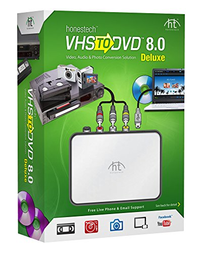 VIDBOX VHS to DVD 8.0 Deluxe for sale  Delivered anywhere in USA