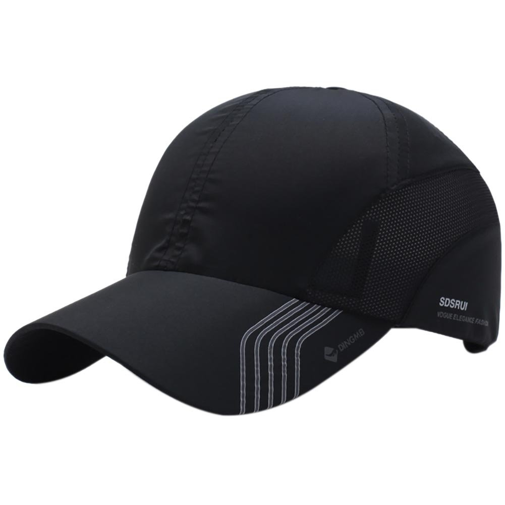 8177d4371c5 Cocohot Baseball Cap Men Women Quick Dry Mesh Adjustable Breathable Outdoor  Sun Hats at Amazon Men s Clothing store