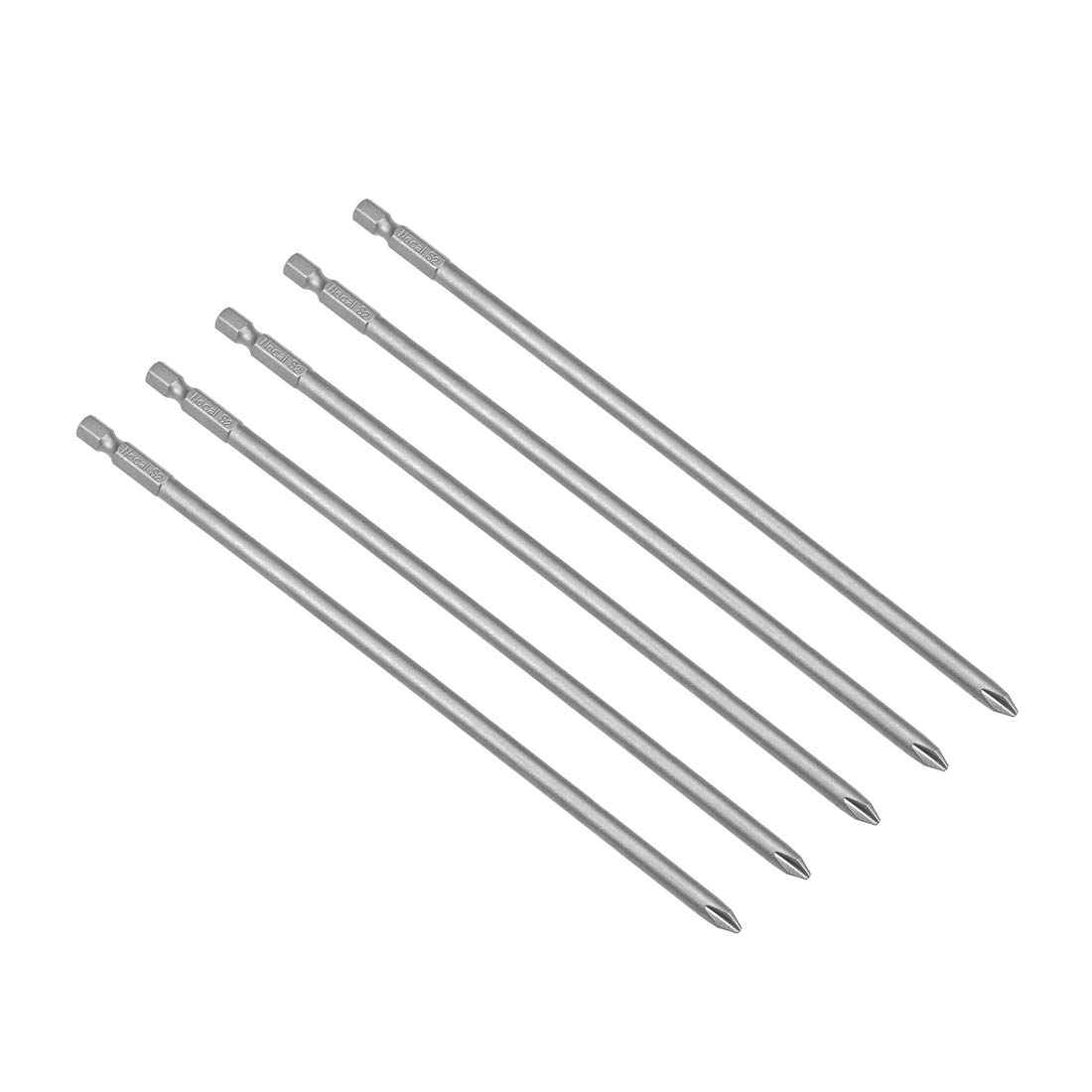 Uxcell a15062200ux0322 1//4 Inch Shank 3mm Hex Tip 65mm Long Magnetic Screwdriver Bits 10pcs Pack of 10
