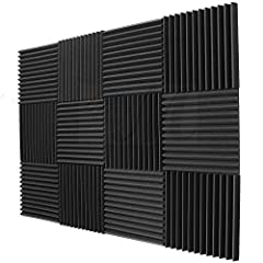 12 Pack- Acoustic Panels