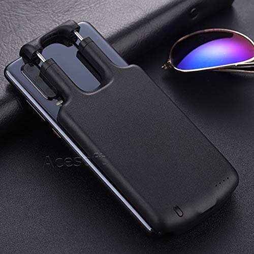 5000mAh Extended Battery Charger Case Rechargeable Portable Protective Charging Case for LG Stylo 4