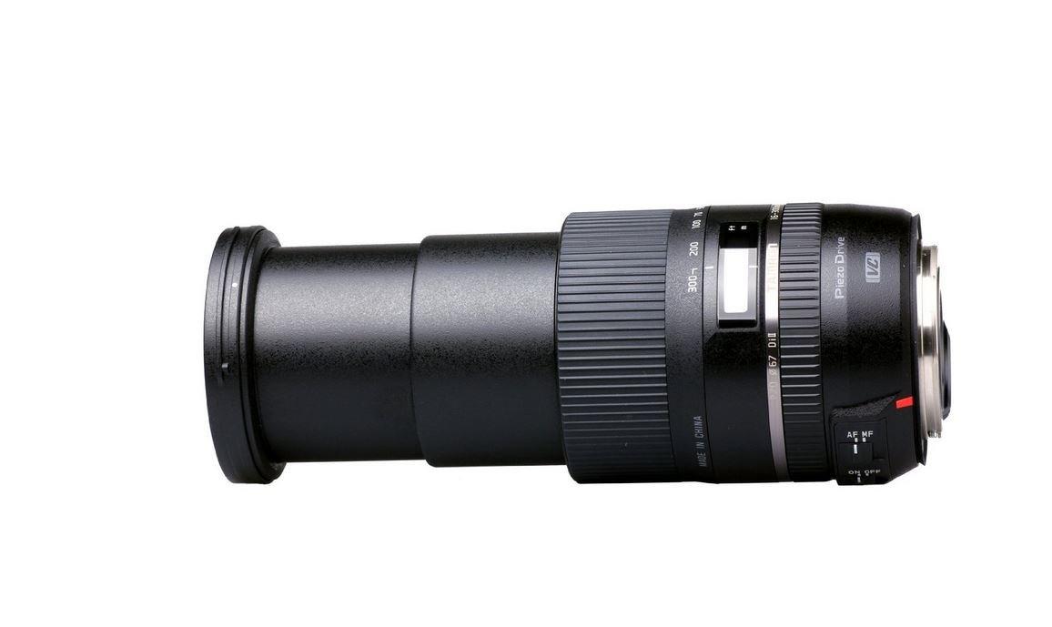 Amazon.com : Tamron 16-300mm F/3.5-6.3 Di-II VC PZD All-In-One Zoom ...