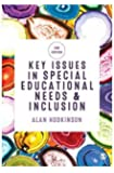Key Issues in Special Educational Needs and Inclusion (Education Studies: Key Issues)
