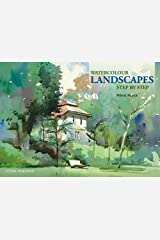 Watercolour Landscapes Step by Step Paperback