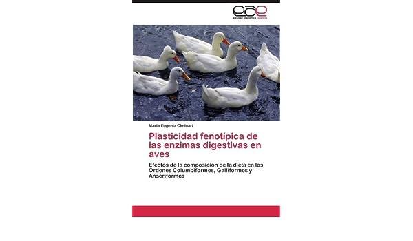 Plasticidad fenot????pica de las enzimas digestivas en aves: Efectos ...