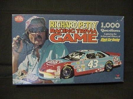 Richard Petty Racing Trivia Game