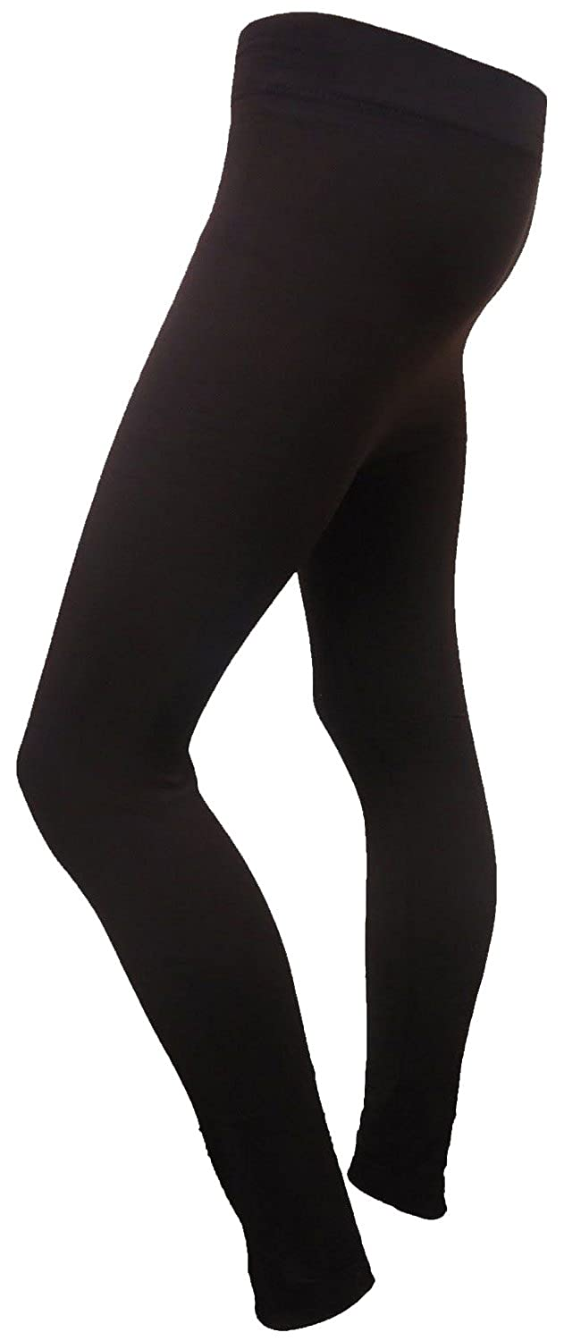 NEW LADIES THICK THERMAL LEGGINGS WOMENS JEGGINGS 4 COLORS SIZES 8 10 12 14